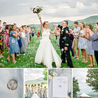 Tennessee Backyard Wedding | Elizabeth + Colton