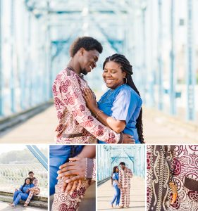 Summer Chattanooga Engagement | Eden + Gideon