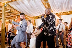 What not to do at a wedding: Tips from Keenan Daniels