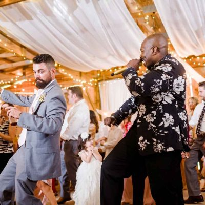 What not do at a wedding: Tips from Keenan Daniels