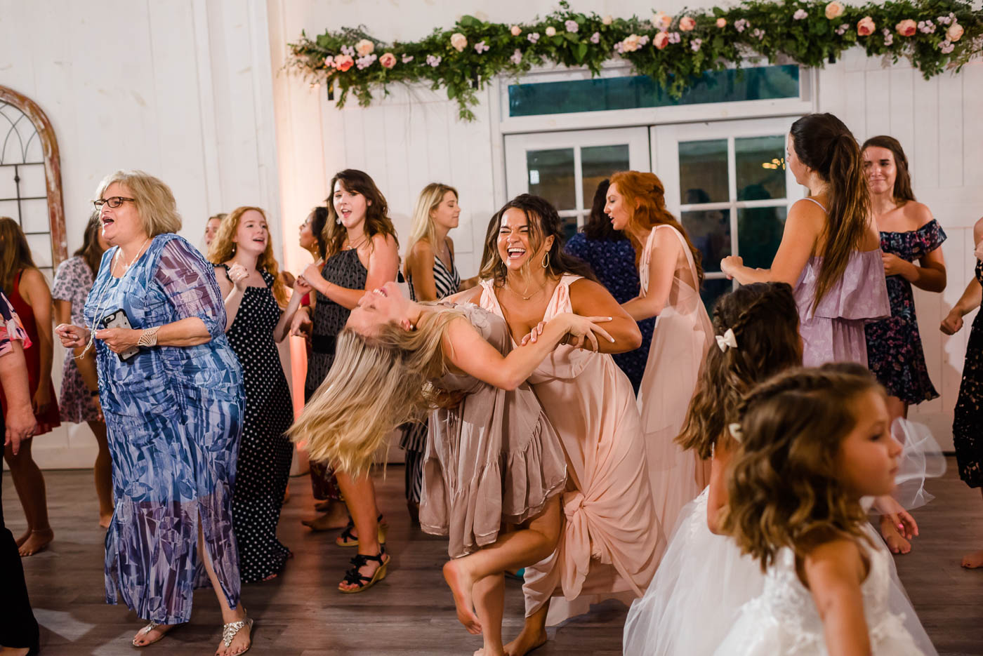 best georgia wedding reception