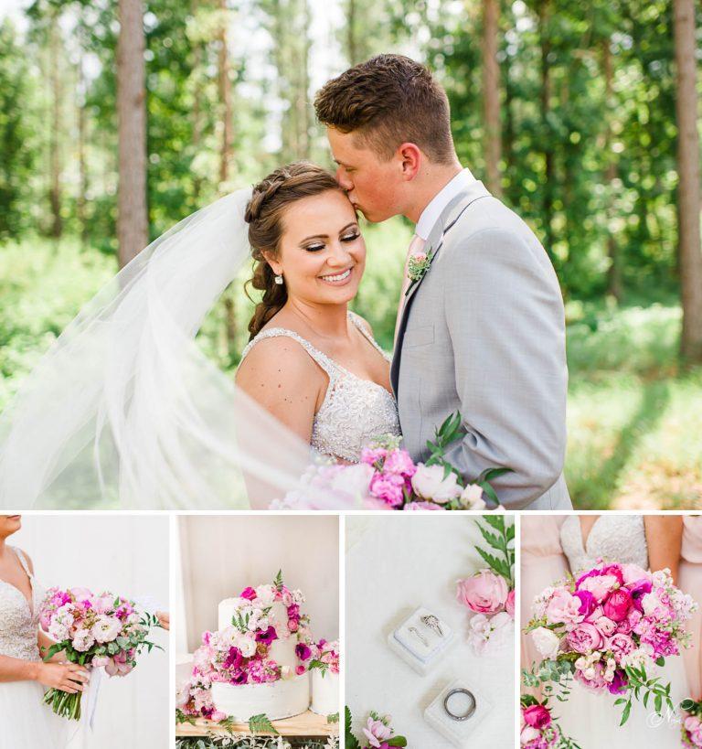 Georgia Wedding at Circle B Venue | Natasha + Skyelor