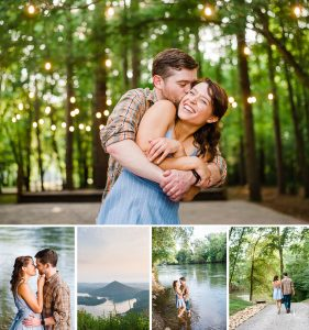 Hiwassee/Ocoee engagement photos