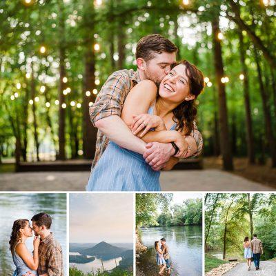 Hiwassee/Ocoee engagement photos