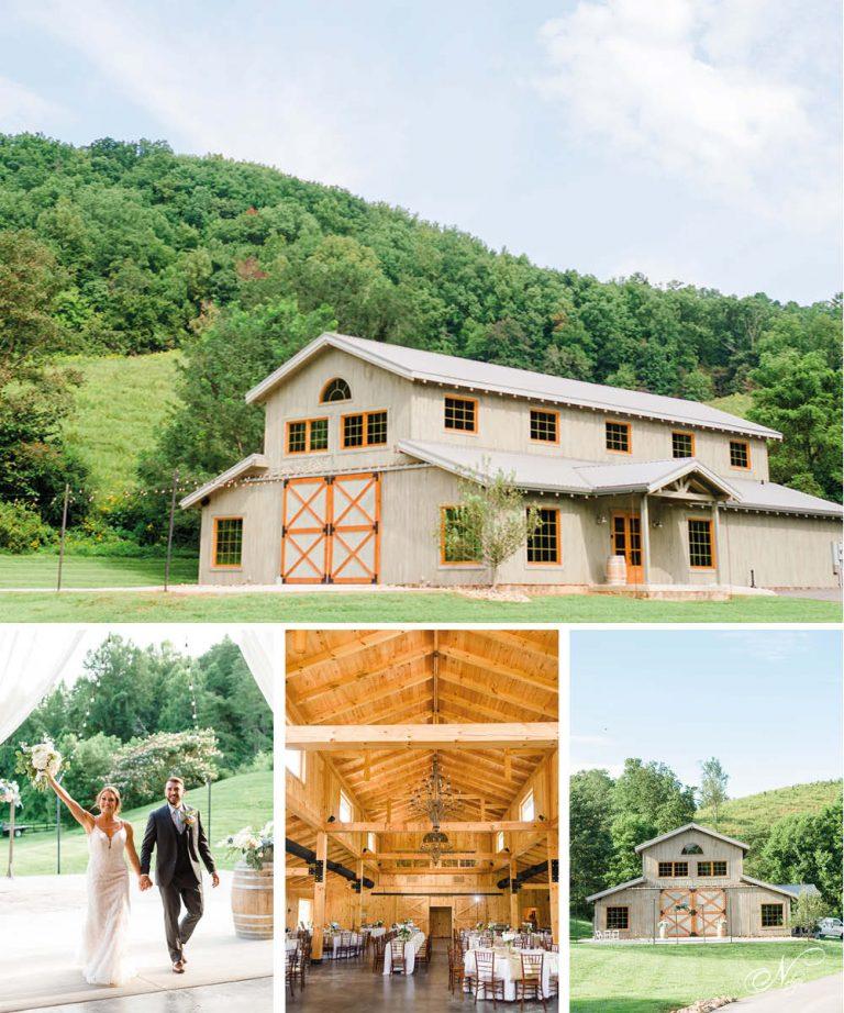 4 points farm sevierville tn wedding venue
