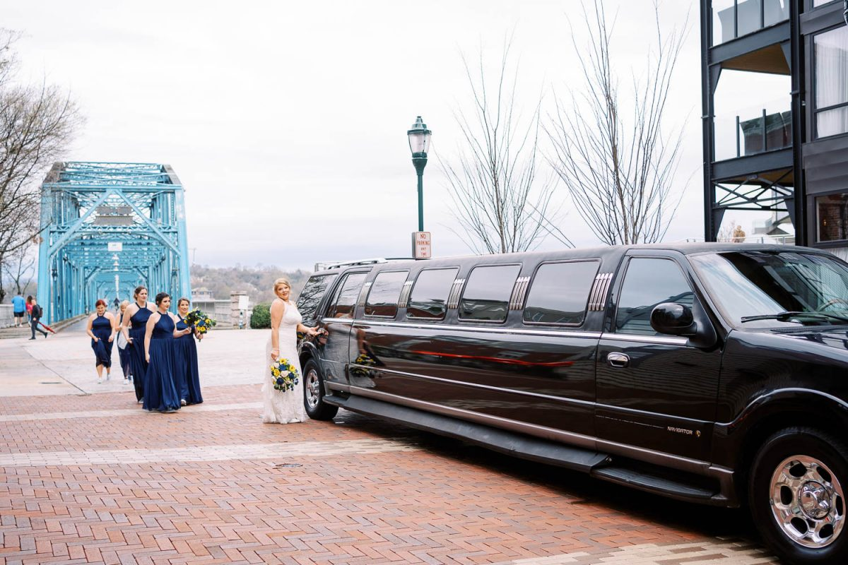 Lincoln Limo in Chattanooga