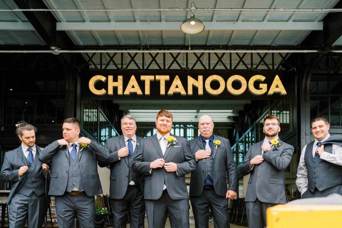 Chattanooga choo choo