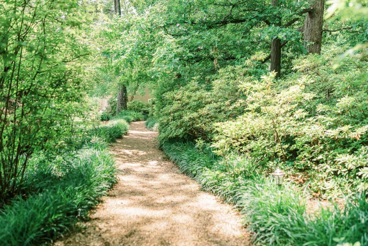 pathway at walnut hill farm GA