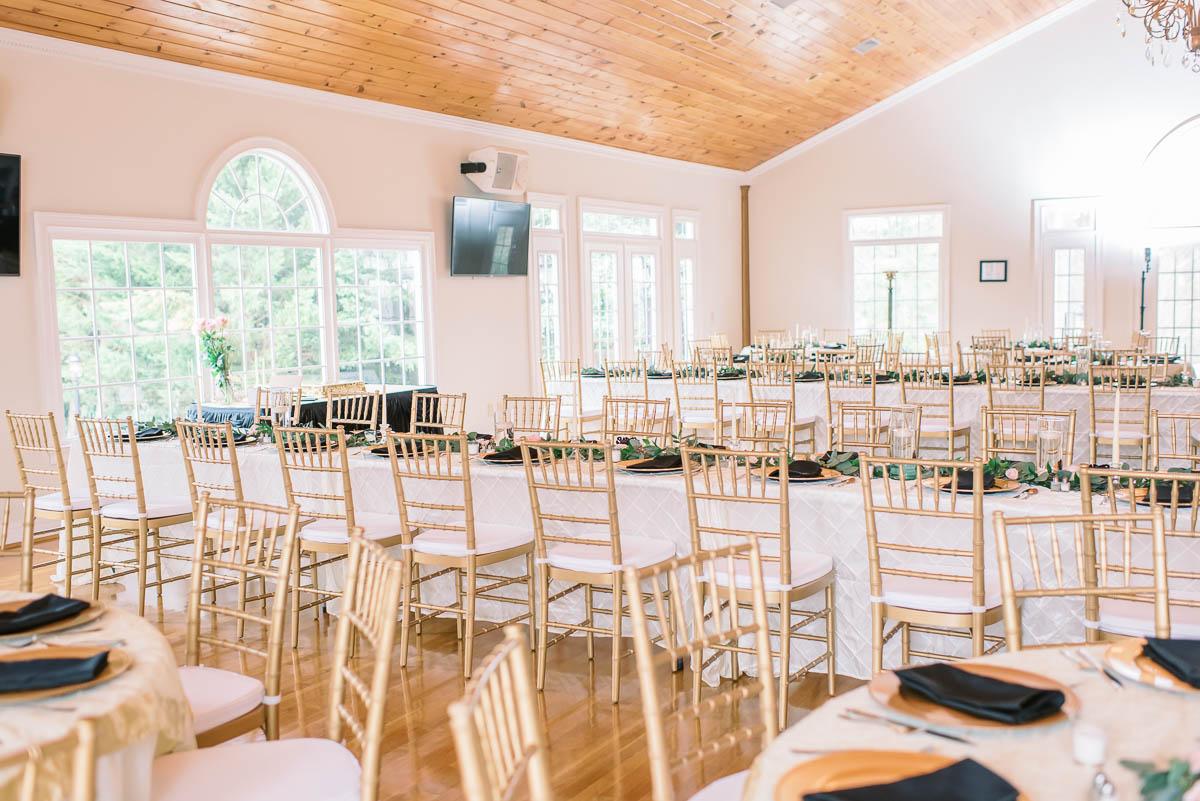 interior at White Columns at Kingston GA