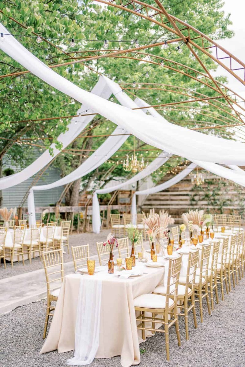 Boho wedding decor inspiration
