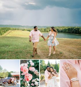 Ari and Horace | Thunderstorm engagement