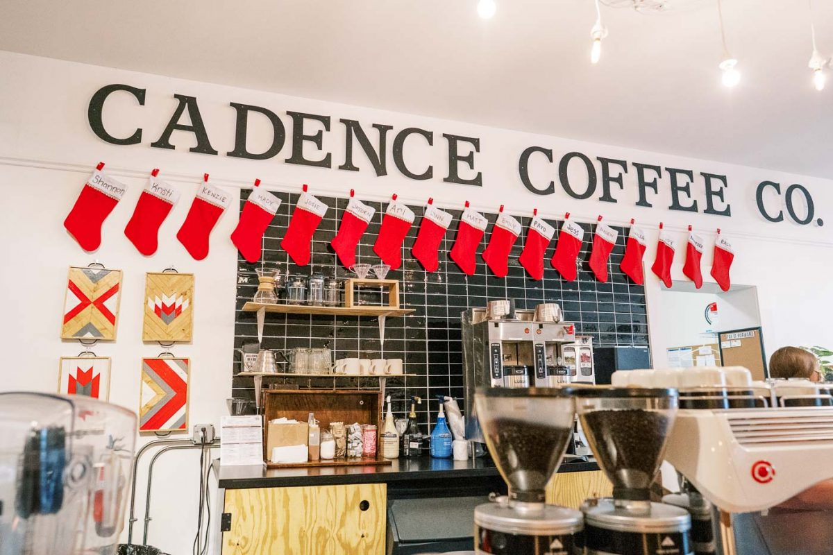 cadence coffee shop in chattanooga